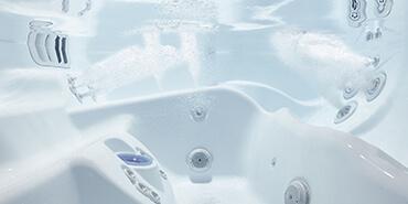 3 Person Hot Tub | Kauai Spa | Caldera Spas and Hot Tubs on