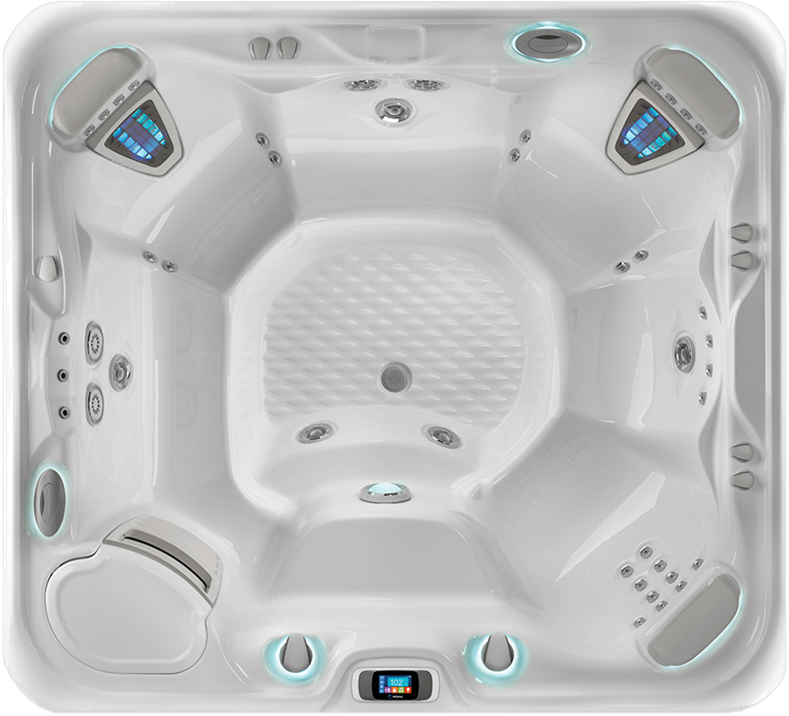 Grandee | In the Highlife Series of Hot Tubs by Hot Spring