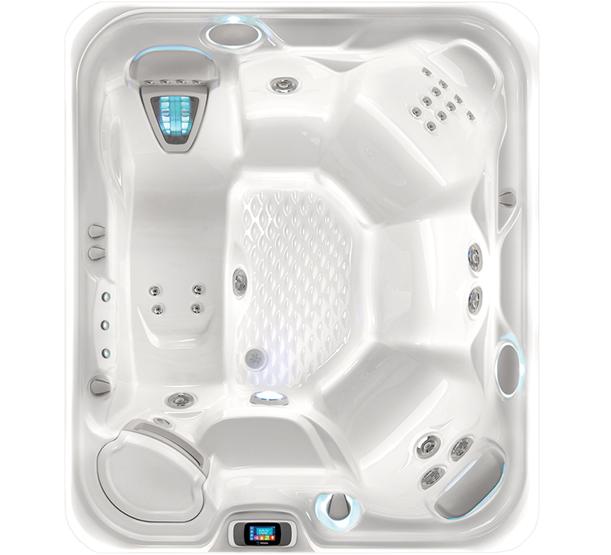 Sovereign | In the Highlife Series of Hot Tubs by Hot Spring
