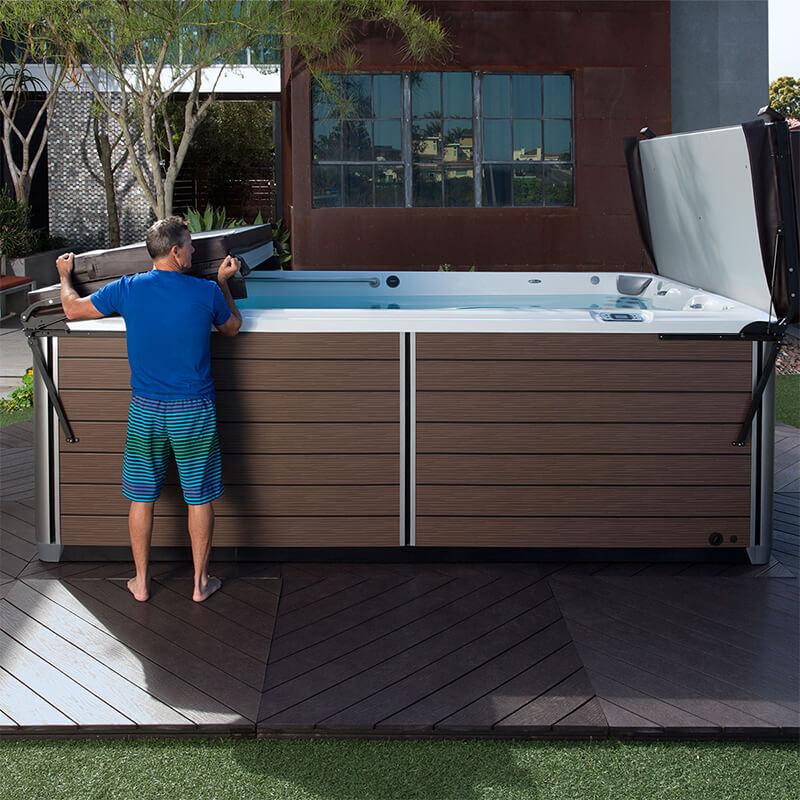 E550 Endless Pools® Fitness Systems - Georgia Spa Company