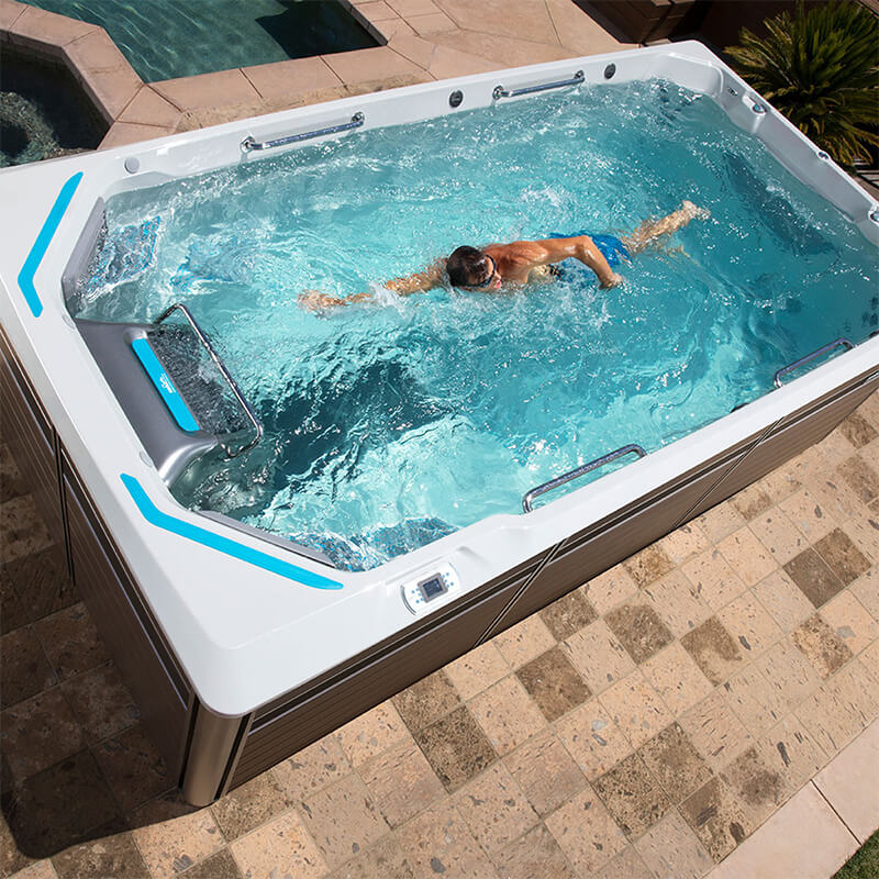E550 Endless Pools 174 Fitness Systems Luxury Pool Amp Spa