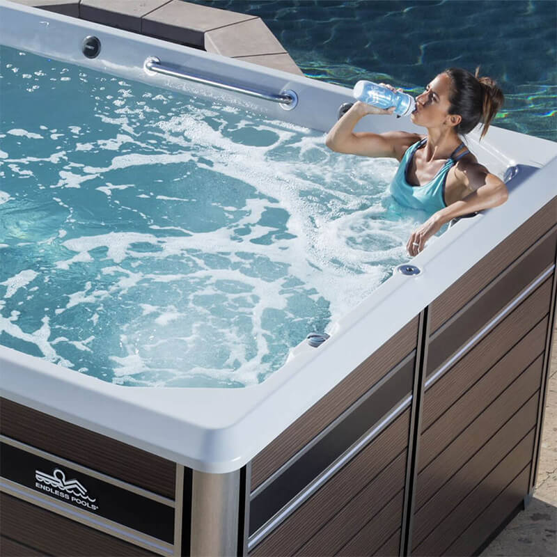E550 Endless Pools 174 Fitness Systems Hot Tubs By Hot Spring